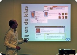 Online Tools in de Les - Social Media Wijs
